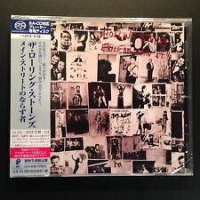 Exile On Main Street by The Rolling Stones (SHM-SACD Album, 2014, LTD, Japan)