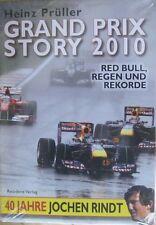 * Grand Prix Story  2010   Heinz Prüller  40 Jahre  Rindt - SONDERAKTION *