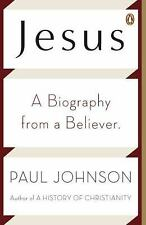 Jesus: A Biography from a Believer.-ExLibrary