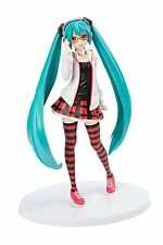New Hatsune Miku Project DIVA Arcade Future Tone SPM figures 240mm Natural F/S