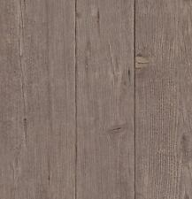 Natural Brown Wood Effect Wallpaper Paste the Wall Textured Wooden Panel 5820-33