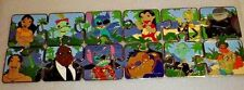 Disney LE 900 Lilo & Stitch Puzzle complete 12 pin set with (2) LE 600 chasers