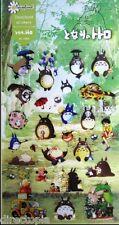 My Neighbor Totoro Japanese Stickers Scrapbook Diary Book Miyazaki Studio Ghibli