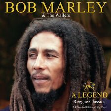 Bob Marley A LEGEND 180g Best Of 28 Songs ULTIMATE ESSENTIAL New Vinyl 2 LP