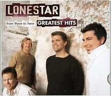 FREE US SH (int'l sh=$0-$3) NEW CD Lonestar: From There to Here: Greatest Hits (