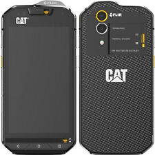 Nouveau CAT S60 double sim 32GB Android sim free/unlocked tough smartphone-noir