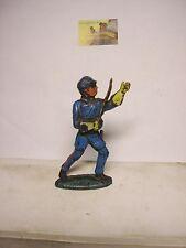 Soldatino ToySoldier Landi Nordista White Glove Cromoplasto cm 6