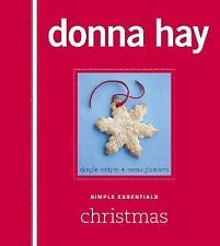 Simple Essentials : Christmas by Donna Hay (2016, Hardcover) New - Free Shipping