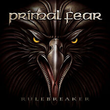PRIMAL FEAR - Rulebreaker ( rule breaker ) 1 CD