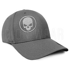 United We Stand Military Skull Mens Basketball Hat Small Medium Large X-Large