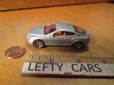 MATCHBOX Metallic Blue BENTLEY CONTINENTAL GT SCALE 1/64 - LOOSE! NO BOX!