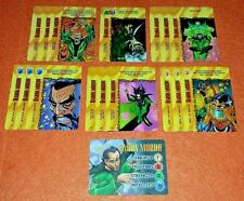 OVERPOWER Baron Mordo PLAYER SET Classic hero 16 sp Demonic Summons