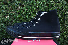 CONVERSE ALL STAR CHUCK TAYLOR CT 70 HI SZ 8 BLACK WHITE HIGH TOP 153984C