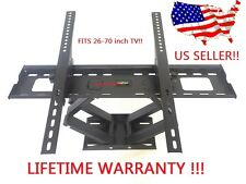 Full Motion 809 Plasma LCD TV Wall Mount 32 37 40 42 46 47 50 52 55 60 65 70
