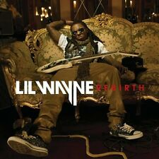 LIL WAYNE Rebirth CD BRAND NEW Bonus Tracks