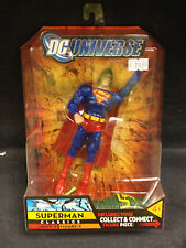 DC UNIVERSE CLASSICS SUPERMAN ( LONG HAIR ) ACTION FIGURE MATTEL JUSTICE LEAGUE