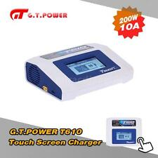 G.T.POWER T610 200W LiPo LiFe Lion NiCd NiMh Battery Charger Discharger PK9A