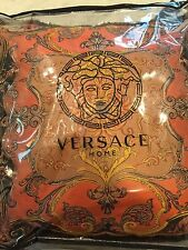 VERSACE LUXURY THROW PILLOW - ITALY - NWT