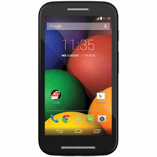 Motorola E Black Unlocked GSM Phone 4GB (Cricket) Android 5.1