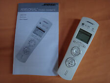 Bose Personal Music Center Remote(PMC) Series-II RC48S2-27 Lifestyle 38,48,18,28