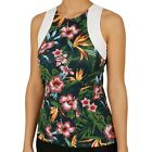 Womens Adidas Roland Garros Y-3 Tennis Tank Top Floral Size XS S M NEW