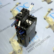 ABB BC9-30-01 CONTACTOR W/ (2) CA7 AUXILIARY CONTACTS