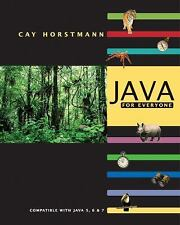 Java For Everyone by Horstmann