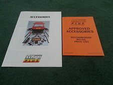 1988 1989 YUGO PLUS ACCESSORIES BROCHURE + PRICE LIST 45 55 311 511 513 Zastava