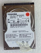 Hard Disk Drive HDD spares parts FAULTY TOSHIBA 250GB MK2565GSX HDD2H84