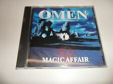 CD  Magic Affair - Omen-the Story Continues