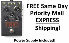 New DigiTech Trio Band Creator Guitar Effects Pedal! Priority Mail Express!