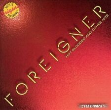 Foreigner - Hot Blooded and Other Hits [CD New]