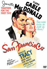 San Francisco (DVD 2006 B&W FS) Clark Gable Jeanette MacDonald Spencer Tracy
