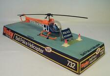 Dinky Toys 732 Bell Police Helicopter OVP #3801