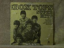 THE BOX TOPS - SUPER HITS (BELL6025) VG condition   Great Rare Album