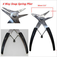 Professional 2 in 1 Car Auto Snap Spring Ring Circlip Removal Install Tool Plier