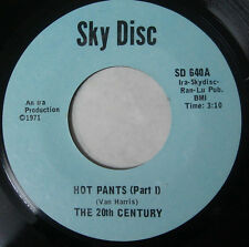 The 20th Century ‎ Hot Pants  SKY DISC SD 640  RARE FUNK SOUL  MINT 45
