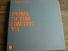 PRIMAL SCREAM - SWASTIKA EYES (CD SINGLE/SLIP CASE) (REF D3)