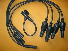 PEUGEOT 106, 205, 306, 309, 405(87-98) SAE Fitting NEW IGNITION LEADS SET -XC113