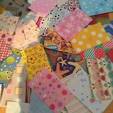 Card Making Paper/Card Offcuts / Fits Cool Cardz Refill Pouch (Lots of Designs)