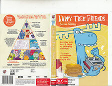Happy Tree Friends:Second Sewing-2006/14-TV Series USA-2 Hours-DVD