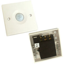 PIR Motion Sensor Wall Light Switch -1 Gang/Way 10A - Ceiling Movement Automatic