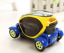 Cool 3D Flashing Music Car Electric Automatic Toy Birthday Gift for Boy Kid