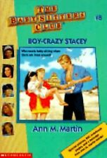 Boy-Crazy Stacey (Baby-Sitters Club (Quality))-ExLibrary