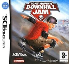 TONY HAWK'S  DOWNHILL JAM    -----   pour DS