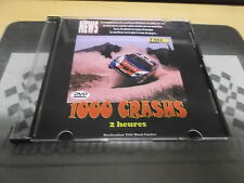 DVD Best of Crash 1000 Crashes Unfälle Rallye 120m APV 48TV