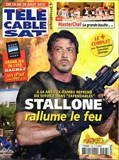 Mag 2010: SYLVESTER STALLONE_MARK HARMON_ALAIN BERNARD