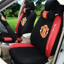 NEW Manchester United Car Seat Covers Accessories Set 18PCS