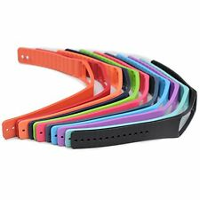 Adjustable Band & Clasp Wrist Strap Replacement for Samsung Galaxy Gear Fit :RED
