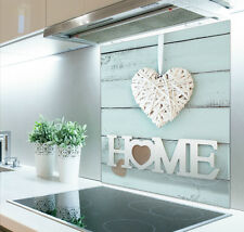 90cm x 70cm Digital Print Glass Splashback - Toughened-471